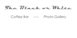 The Black or White Coffee Bar & Photo Gallery